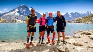 Lac Blanc · Alpes, Aiguilles Rouges, Vallée de Chamonix, FR · GPS 45°58'54.56'' N 6°53'27.45'' E · Altitude 2140m