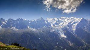 Planpraz · Alpes, Aiguilles Rouges, Vallée de Chamonix, FR · GPS 45°56'15.43'' N 6°50'58.07'' E · Altitude 1540m