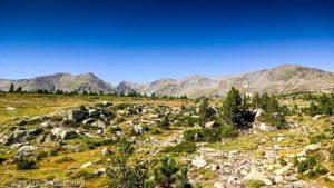Col del Pame vers Bouillouses · Pyrénées, Pyrénées orientales, FR · GPS 42°33'54.43'' N 1°58'31.80'' E · Altitude 2160m