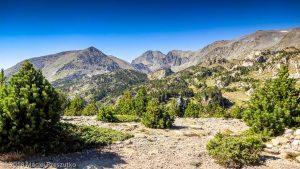 Col del Pame vers Bouillouses · Pyrénées, Pyrénées orientales, FR · GPS 42°34'19.80'' N 1°58'10.76'' E · Altitude 2230m