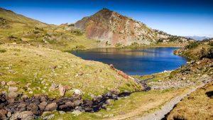 Boucle de 12 lacs · Pyrénées, Pyrénées orientales, FR · GPS 42°34'34.48'' N 1°57'55.38'' E · Altitude 2300m