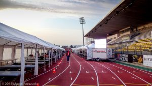 Stadium Municipal · France, Tarn, Albi, FR · GPS 43°55'23.84'' N 2°9'59.01'' E · Altitude 170m