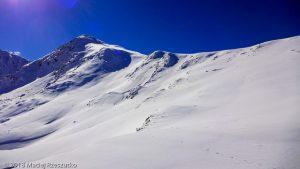 Dôme de la Mine · Pyrénées, Pyrénées orientales, Puymorens, FR · GPS 42°32'33.05'' N 1°46'16.89'' E · Altitude 2360m