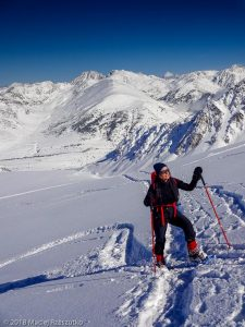 Pic de la Mine · Pyrénées, Pyrénées orientales, Puymorens, FR · GPS 42°32'15.79'' N 1°46'5.13'' E · Altitude 2360m