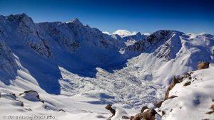 Pic de la Mine · Pyrénées, Pyrénées orientales, Puymorens, FR · GPS 42°32'8.03'' N 1°46'3.41'' E · Altitude 2360m