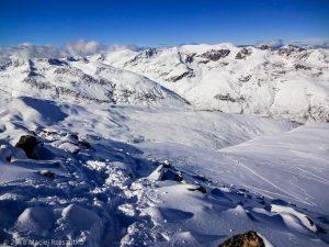 Pic de la Mine · Pyrénées, Pyrénées orientales, Puymorens, FR · GPS 42°32'6.37'' N 1°46'7.13'' E · Altitude 2360m