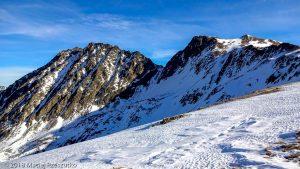 Cortal Rosso · Pyrénées, Pyrénées orientales, Puymorens, FR · GPS 42°34'54.69'' N 1°51'40.26'' E · Altitude 2576m