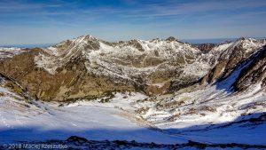 Cortal Rosso · Pyrénées, Pyrénées orientales, Puymorens, FR · GPS 42°34'48.11'' N 1°51'49.21'' E · Altitude 2647m