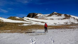 Cortal Rosso · Pyrénées, Pyrénées orientales, Puymorens, FR · GPS 42°34'49.66'' N 1°52'4.47'' E · Altitude 2660m