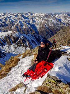 Puig de Coma d'Or · Pyrénées, Pyrénées orientales, Puymorens, FR · GPS 42°34'59.86'' N 1°52'25.69'' E · Altitude 2809m