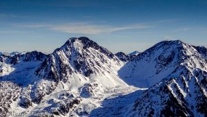 Puig de Coma d'Or · Pyrénées, Pyrénées orientales, Puymorens, FR · GPS 42°34'59.87'' N 1°52'25.70'' E · Altitude 2809m