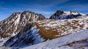 Portella de la Coma d'en Garcia · Pyrénées, Pyrénées orientales, Puymorens, FR · GPS 42°34'56.35'' N 1°51'11.27'' E · Altitude 2527m