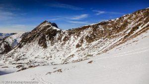 Portella de la Coma d'en Garcia · Pyrénées, Pyrénées orientales, Puymorens, FR · GPS 42°34'56.42'' N 1°51'11.45'' E · Altitude 2528m