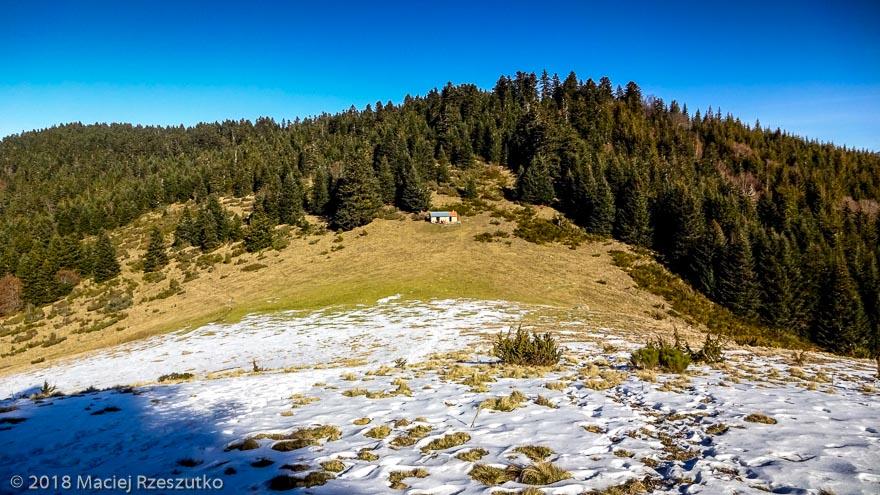 Col de Joux · Pyrénées, Pyrénées ariégoise, Vallée de Mérens, FR · GPS 42°40'43.17'' N 1°51'40.52'' E · Altitude 1723m