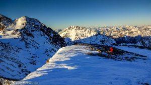 Crête sommitale du Montcalm · Pyrénées, Pyrénées ariégeoises, Vallée de I'Artigue, FR · GPS 42°40'18.50'' N 1°24'12.50'' E · Altitude 3018m