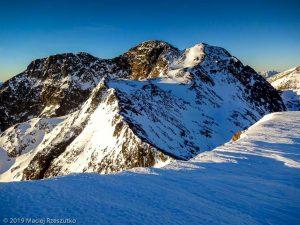 Crête sommitale du Montcalm · Pyrénées, Pyrénées ariégeoises, Vallée de I'Artigue, FR · GPS 42°40'18.28'' N 1°24'13.23'' E · Altitude 3023m