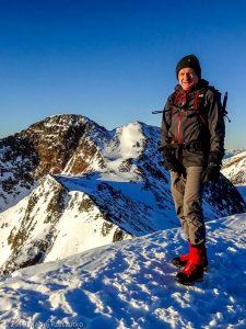Sommet du Montcalm · Pyrénées, Pyrénées ariégeoises, Vallée de I'Artigue, FR · GPS 42°40'18.76'' N 1°24'22.80'' E · Altitude 3077m