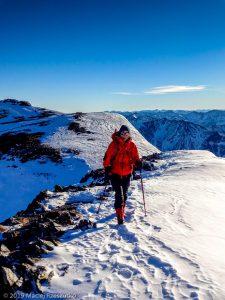 À l'approche de la Pique d'Estats · Pyrénées, Pyrénées ariégeoises, Vallée de I'Artigue, FR · GPS 42°40'6.38'' N 1°23'58.35'' E · Altitude 3008m