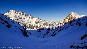 Col de la Coumette · Pyrénées, Pyrénées ariégeoises, Vallée de I'Artigue, FR · GPS 42°40'16.34'' N 1°24'0.48'' E · Altitude 2886m