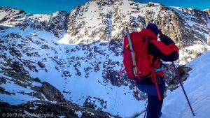 Dans la descente au refuge · Pyrénées, Pyrénées ariégeoises, Vallée de I'Artigue, FR · GPS 42°40'49.72'' N 1°23'47.91'' E · Altitude 2505m