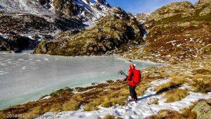 Montée à la cabane de la Vésine · Pyrénées, Pyrénées ariégeoises, Vallée de Mérens, FR · GPS 42°35'15.12'' N 1°46'5.57'' E · Altitude 2040m