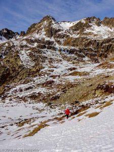 Montée depuis l'Etang · Pyrénées, Pyrénées ariégeoises, Vallée de Mérens, FR · GPS 42°36'6.34'' N 1°45'6.27'' E · Altitude 2332m