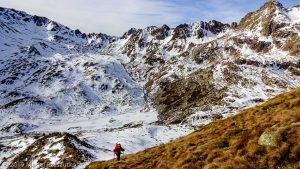 Montée depuis l'Etang · Pyrénées, Pyrénées ariégeoises, Vallée de Mérens, FR · GPS 42°36'6.04'' N 1°45'18.74'' E · Altitude 2480m