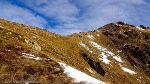 Montée depuis l'Etang · Pyrénées, Pyrénées ariégeoises, Vallée de Mérens, FR · GPS 42°36'6.05'' N 1°45'18.73'' E · Altitude 2480m
