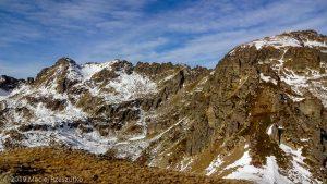 Antécime · Pyrénées, Pyrénées ariégeoises, Vallée de Mérens, FR · GPS 42°36'9.28'' N 1°45'21.56'' E · Altitude 2533m