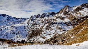 """Porteilla du Sisca "" · Pyrénées, Pyrénées ariégeoises, Vallée de Mérens, FR · GPS 42°36'14.35'' N 1°45'17.90'' E · Altitude 2463m"