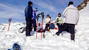 Col de Lary · Pyrénées, Hautes Pyrénées, Gavarnie, FR · GPS 42°43'52.91'' N 0°3'6.03'' W · Altitude 2288m