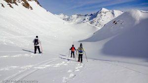 Col de Lary · Pyrénées, Hautes Pyrénées, Gavarnie, FR · GPS 42°43'52.01'' N 0°3'3.95'' W · Altitude 2275m