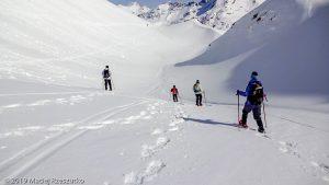 Col de Lary · Pyrénées, Hautes Pyrénées, Gavarnie, FR · GPS 42°43'51.96'' N 0°3'3.68'' W · Altitude 2273m