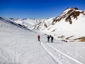 Vallon d'en Garcia · Pyrénées, Pyrénées orientales, Puymorens, FR · GPS 42°34'55.05'' N 1°51'8.03'' E · Altitude 2537m