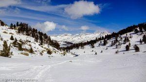 Cirque dels Pessons · Pyrénées, Andorre, Encamp, AD · GPS 42°31'9.46'' N 1°41'7.44'' E · Altitude 2404m