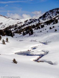 Cirque dels Pessons · Pyrénées, Andorre, Encamp, AD · GPS 42°30'48.22'' N 1°40'47.29'' E · Altitude 2468m