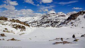 Cirque dels Pessons · Pyrénées, Andorre, Encamp, AD · GPS 42°31'5.50'' N 1°40'20.11'' E · Altitude 2551m
