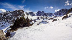 Cirque dels Pessons · Pyrénées, Andorre, Encamp, AD · GPS 42°31'10.50'' N 1°40'31.64'' E · Altitude 2506m