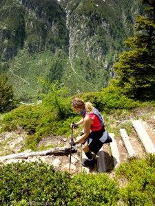 Aiguillette des Posettes · Alpes, Préalpes de Savoie, Vallée de Chamonix, FR · GPS 46°0'24.24'' N 6°55'51.61'' E · Altitude 1873m