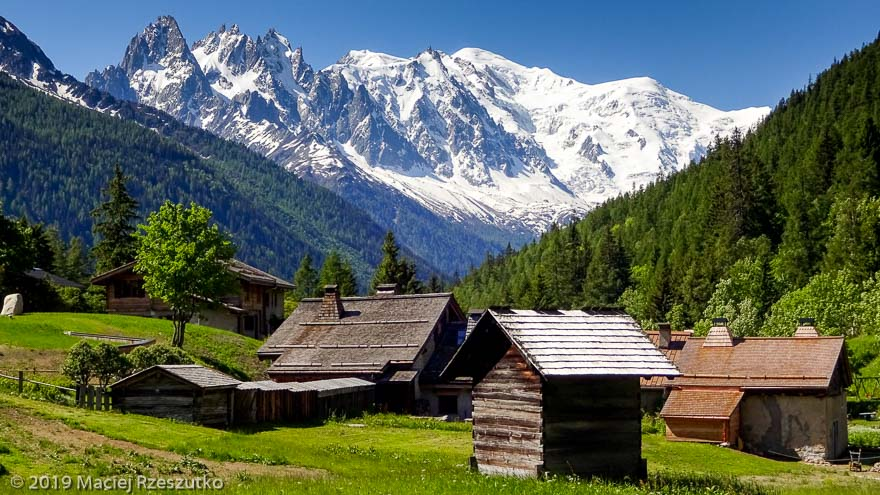 Grand Balcon Sud · Alpes, Préalpes de Savoie, Vallée de Chamonix, FR · GPS 45°59'45.96'' N 6°55'41.96'' E · Altitude 1405m