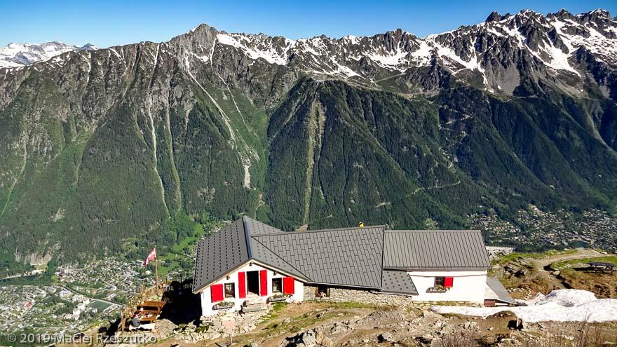 Plan de l'Aiguille · Alpes, Massif du Mont-Blanc, Vallée de Chamonix, FR · GPS 45°54'20.05'' N 6°52'57.81'' E · Altitude 2207m