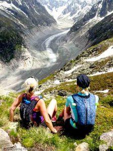 Signal Forbes, magnifique belvédère sur la Mer de Glace · Alpes, Massif du Mont-Blanc, Vallée de Chamonix, FR · GPS 45°55'40.52'' N 6°54'47.30'' E · Altitude 2176m