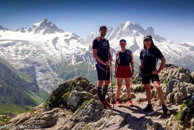 Aiguillette des Posettes et Petit Balcon Nord · Alpes, Massif du Mont-Blanc, Vallée de Chamonix, FR · GPS 46°1'5.31'' N 6°56'24.93'' E · Altitude 2147m