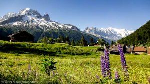 Grand Balcon Sud · Alpes, Aiguilles Rouges, Vallée de Chamonix, FR · GPS 45°59'46.14'' N 6°55'42.80'' E · Altitude 1399m