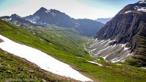Col des Chavannes · Alpes, Massif du Mont-Blanc, Val Vény, IT · GPS 45°44'57.86'' N 6°50'6.46'' E · Altitude 2524m