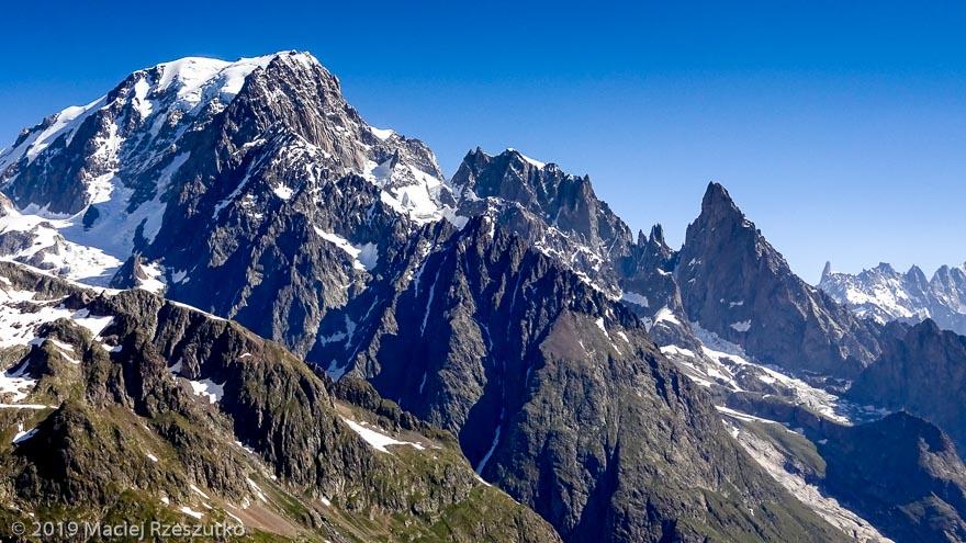 Col des Chavannes · Alpes, Massif du Mont-Blanc, Val Vény, IT · GPS 45°45'16.90'' N 6°50'19.67'' E · Altitude 2444m