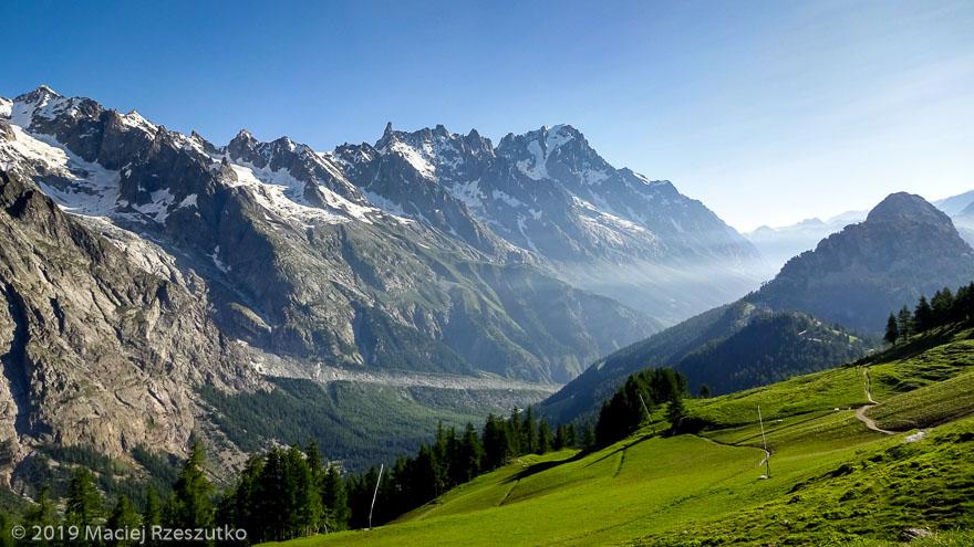 Reco de la TDS · Alpes, Massif du Mont-Blanc, Val Vény, IT · GPS 45°47'2.46'' N 6°55'5.46'' E · Altitude 2105m