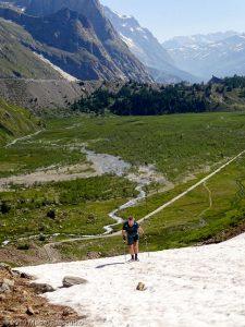 Reco de la TDS · Alpes, Massif du Mont-Blanc, Val Vény, IT · GPS 45°45'53.17'' N 6°50'33.13'' E · Altitude 2067m