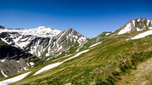 Reco de la TDS · Alpes, Massif du Mont-Blanc, Vallée de Chamonix, IT · GPS 45°45'1.71'' N 6°51'32.18'' E · Altitude 2380m