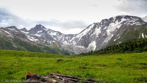 Reco de la TDS · Alpes, Massif du Mont-Blanc, Vallée de Chamonix, FR · GPS 45°50'9.52'' N 6°44'55.15'' E · Altitude 1684m